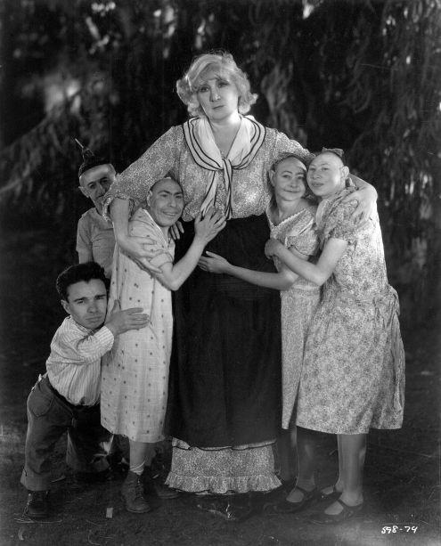 O Calafrio: Filme: Freaks - 1932