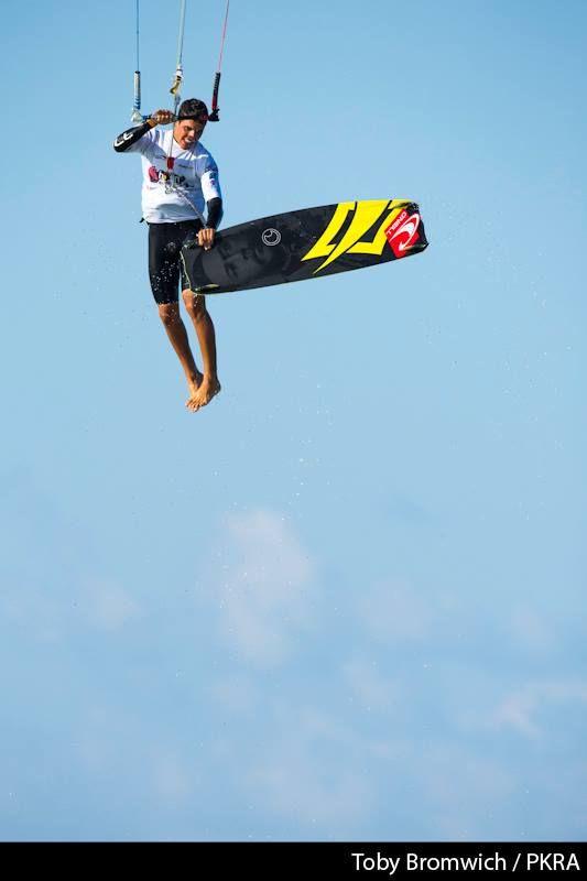 Paul Serin   Burn kiteboarding world cup Turkey PKRA 2013