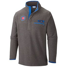 Get this Chicago Cubs Harborside Pullover Jacket at ChicagoTeamStore.com