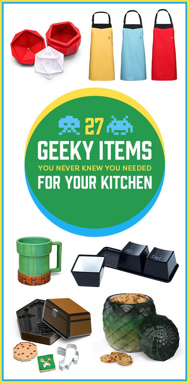 27 Geeky Items You Never Knew You Needed For Your Kitchen   BuzzFeed