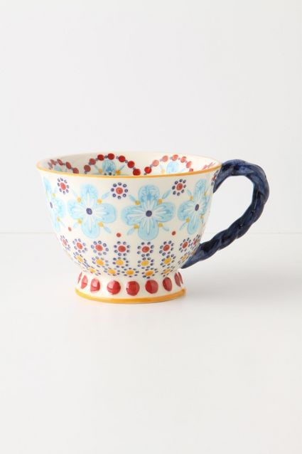 With A Twist Teacup - anthropologie.com #anthrofave
