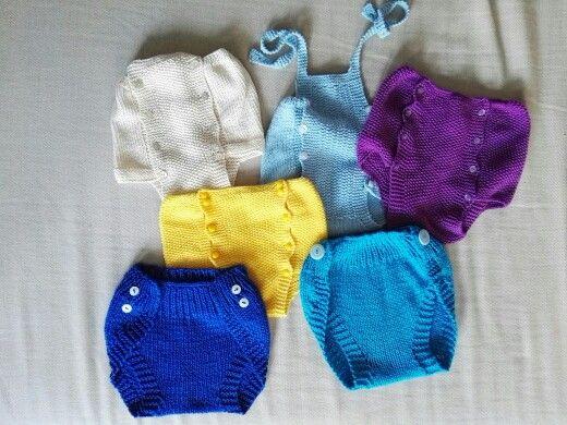 Knitting kids style: