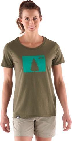 REI Co-op Women's Logo Colorado T-Shirt