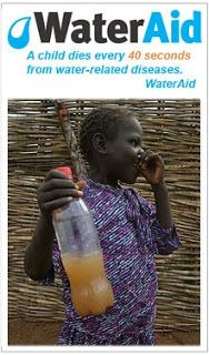 Mother Distracted: A Wee Tale To Support Splashdirect & Water Aid