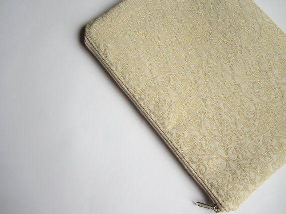 Light zippered MacBook 13 sleeve MacBook Pro 13 sleeve by CasesLab, $25.00