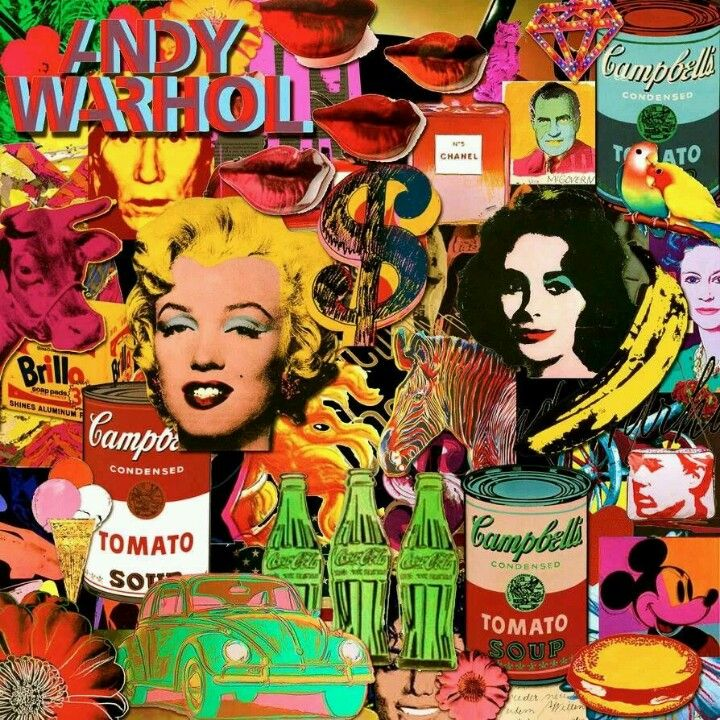 Andy Warhol Pop Art Quotes: 17 Best Images About Art On Pinterest