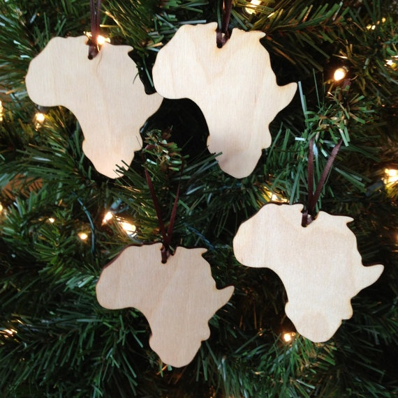 19 best african themed christmas tree images on pinterest for African christmas decoration
