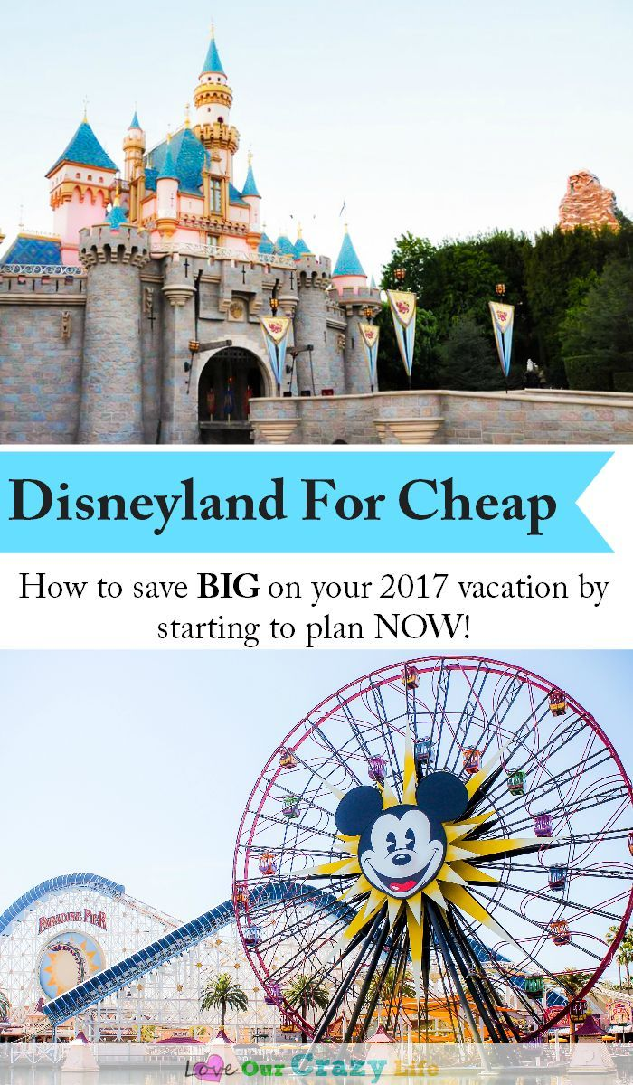 Want to go to Disneyland for cheap in 2017? Then you need to start planning NOW! Check out these tips and start saving big on your…