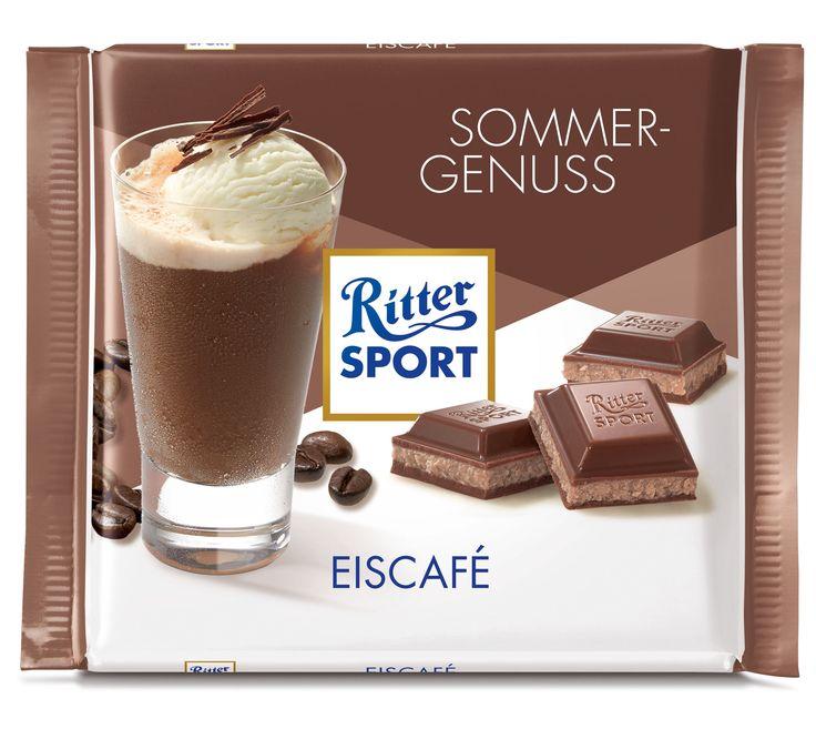 RITTER SPORT Sommersorte Eiscafé (2015)