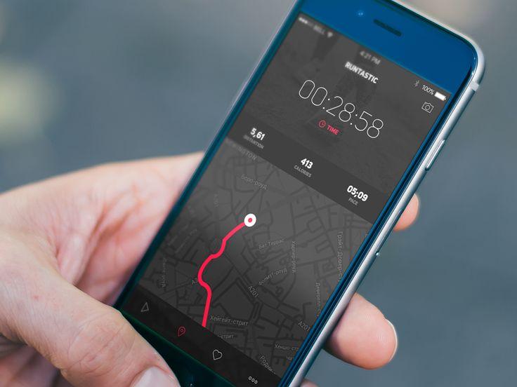 Runtastic - Walking & Fitness Tracker