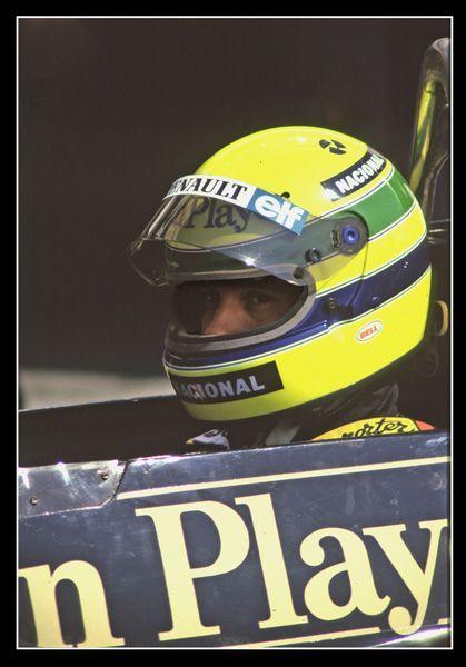 Ayrton Senna, 1985
