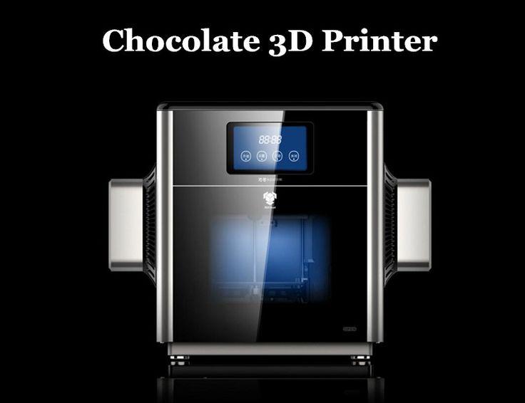 70 best 3d printer images on pinterest printers 3d printer kit new touchscreen chocolate 3d printer machine best 3d printers of 2017 best 3d fandeluxe Images