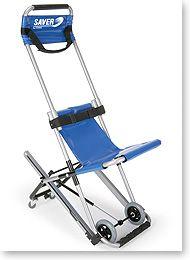 Saver Safe Evacuation Chair  Contact Evacuation Chairs Australia: www.evacuationchairs.com.au  Bus: +61 3 9001 5806   1300 669 730