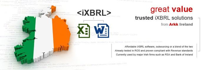 Roll out #iXBRL Tagging Software for #business_reporting