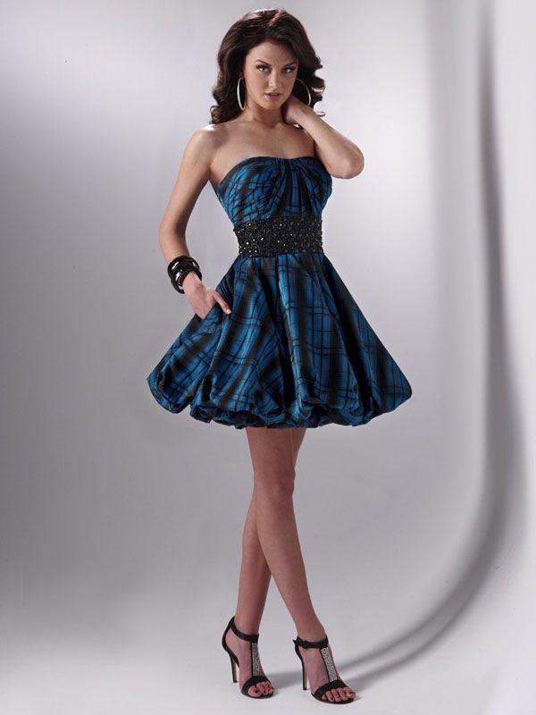 sophoeni weding dress vestidos de coctail cortos y con mangas