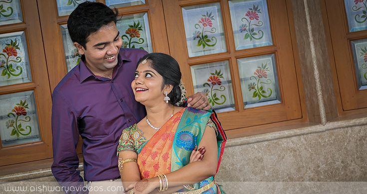 Vinod & Suhashini - wedding photography professional - Aishwarya Photos & Videos