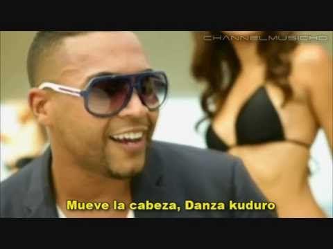 Love this song! Kompa beats :) Don Omar - Danza Kuduro ft. Lucenzo Video Oficial Con Letra