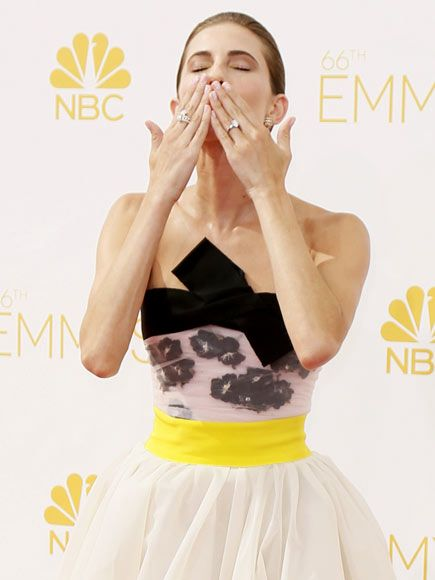Emmys 2014 Red Carpet Photos: Matthew McConaughey, Jimmy Fallon, Lena Dunham : People.com
