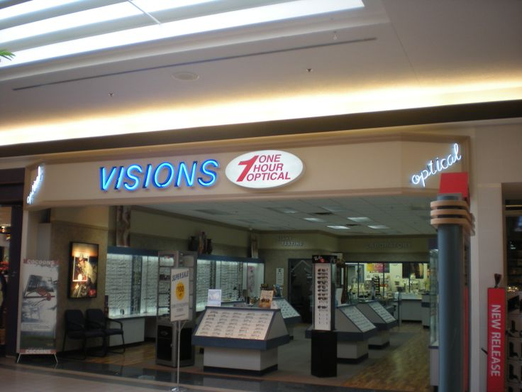 Visions One Hour Optical