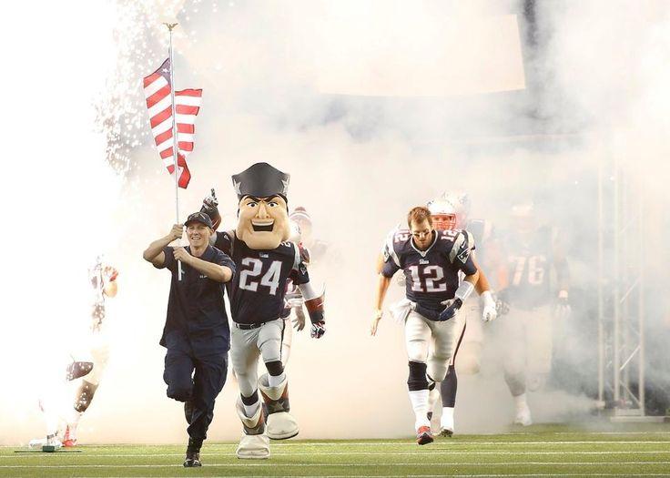 Jets vs. Patriots: Week 7 10/16/14