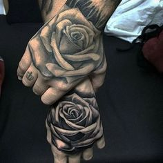 Black Rose Tattoo-27