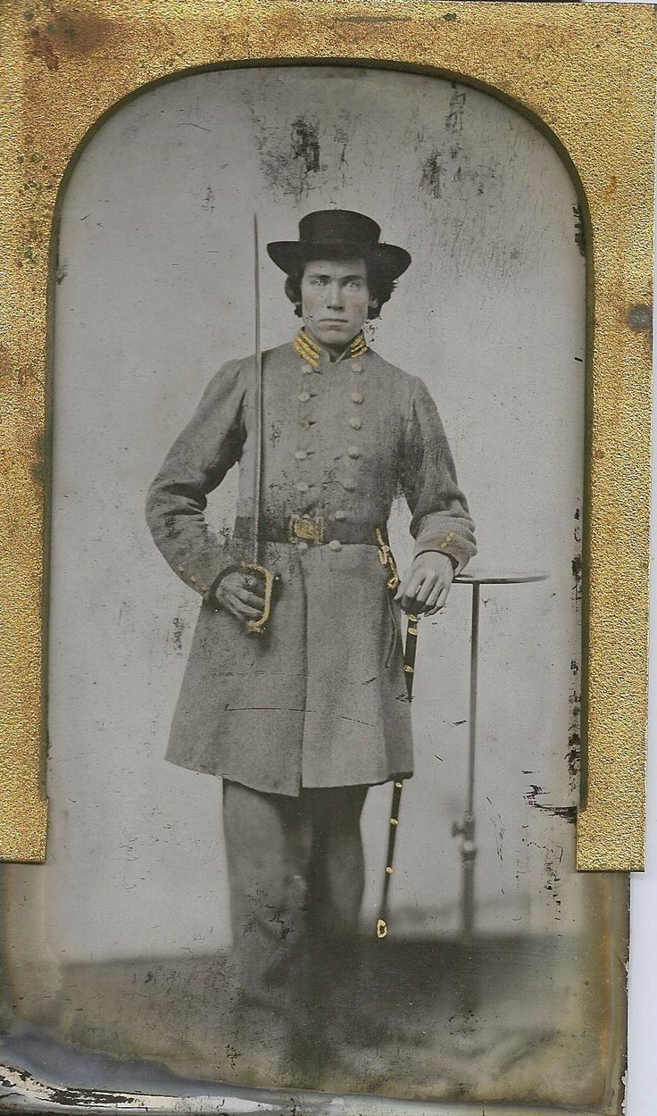 589 Best Images About Civil War Soldiers From North
