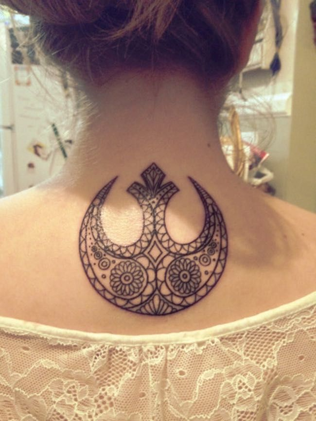 28 Star Wars Tattoos You'll Want to Get