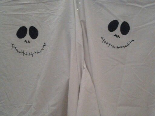 maschere fantasmi