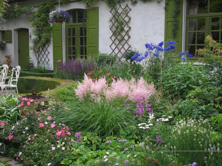 Der romantische Garten von Dina Deferme