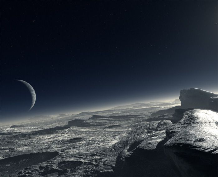 Looking back on the discovery of the planet Pluto on the 82nd anniversary of its discovery