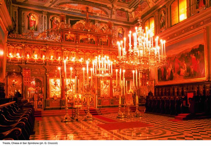 Chiesa Greco Ortodossa di San Nicolò - Trieste