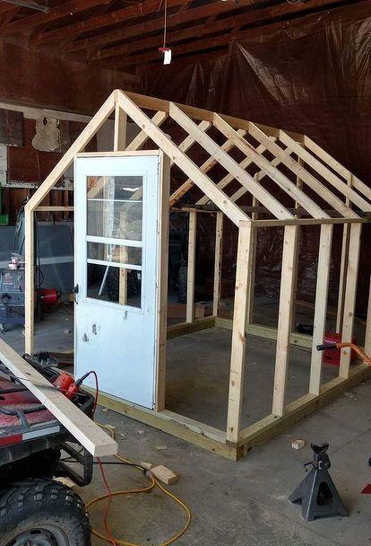 how to build a greenhouse #buildingagardenshed #howtobuildagardenshed #gardensheddesigns