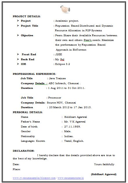 Cv of shahrzad houshmandynia Professional Cv Number Of Pages