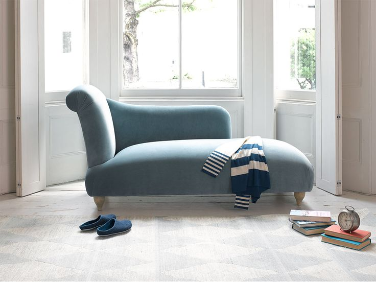 When it comes to pieces of ridiculously beautiful yet utterly useless furniture, this chaise longue takes the cake. The best damn clothes horse you'll ever own.