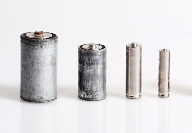 Quick Tip Cleaning Up Corroded Batteries Cleaning Diy Cleaning Products Cleaning Hacks