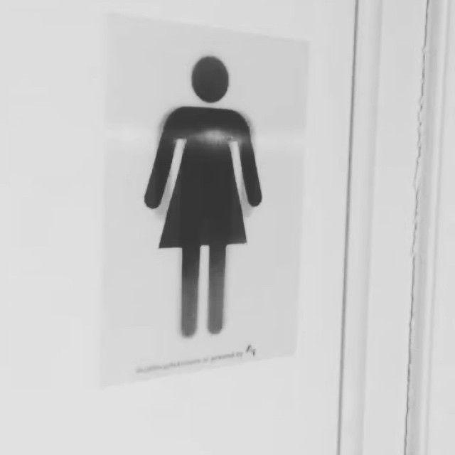 Wc's voor iedereen! gaystraightalliance.nl #gender #transgender #wc #GSA #GayStraightAlliance