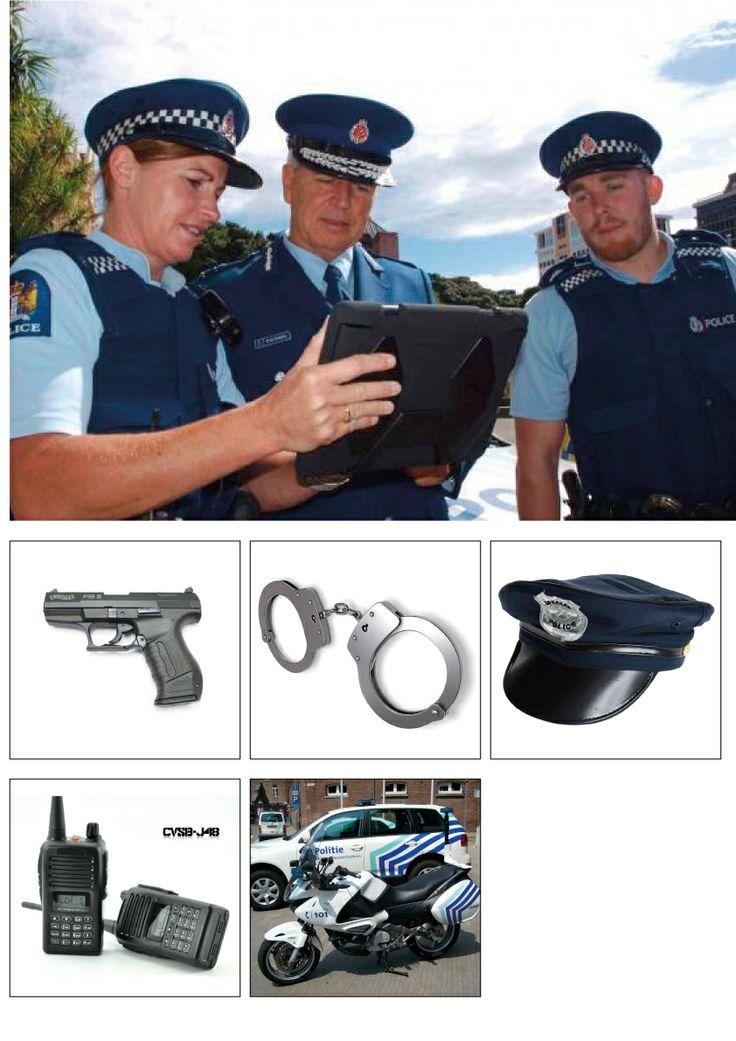 Rubriceren deel 3: 'politie'