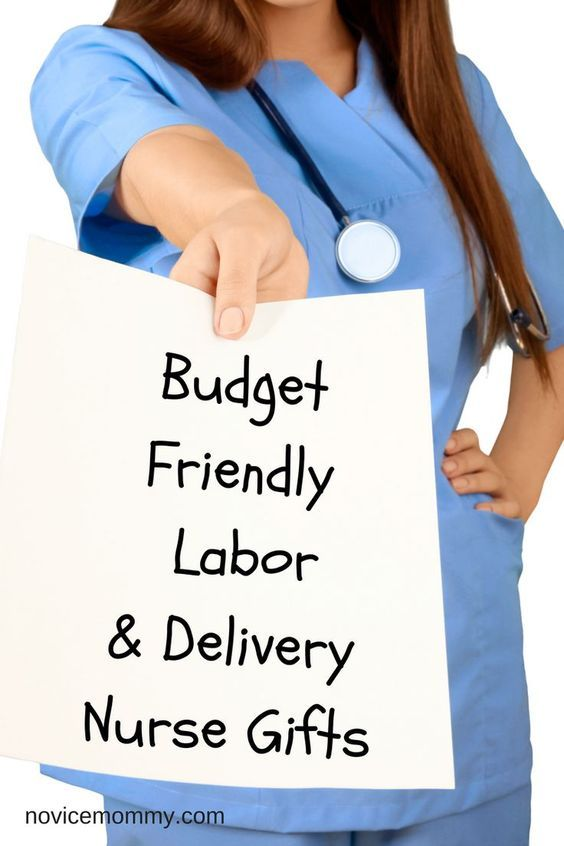 Budget friendly labor and delivery nurse gifts.