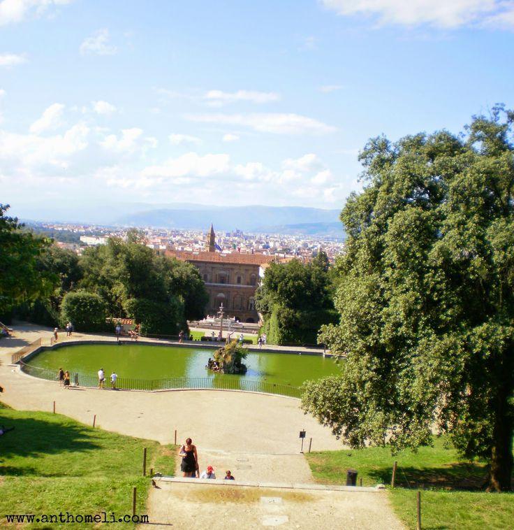 Ανθομέλι: To ταξίδι των ονείρων μου στην Τοσκάνη (Μέρος 3ο)