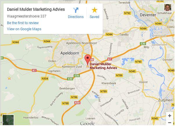Google Mijn Bedrijf verifiëren Google Webmaster Tools -
