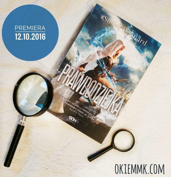 Na blogu znajdziecie już moją opinię o #prawdodziejce #truthwitch #susandennard #ya #fantastyka #fantasy #przygoda #adventure #with #book #książka #bookstagram #bookpic #bookaddict #bookworm #bookshelf #book okiemmk.com Wydawnictwo SQN http://okiemmk.com/prawdodziejka-susan-dennard-czyli-slow-kilka-o-milym-zaskoczeniu/