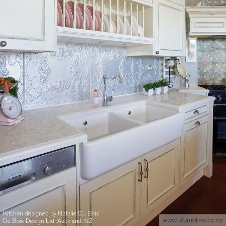 Classic 1000 Double Butler Sink - Butler Sinks - Kitchen