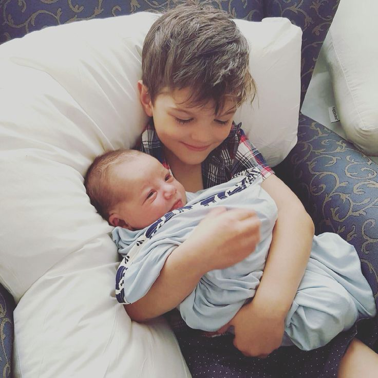 Cousin love! Divine bamboo swaddled by cheeky britches X