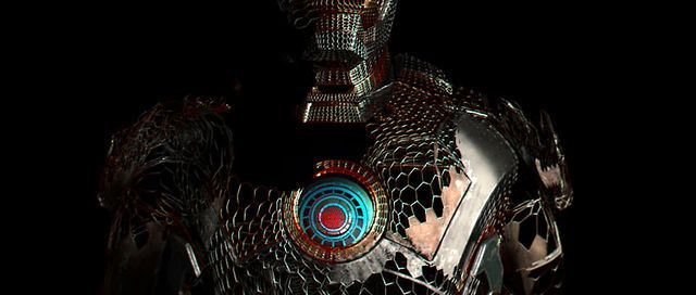 "IRON MAN III ""CONCEPT TITLES: BUILT FROM WITHIN on Vimeo"
