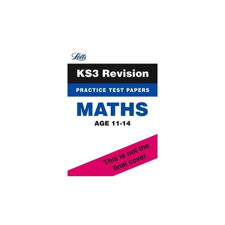 Letts Key Stage 3 Success Maths ( Letts Key Stage 3 Revision) (Paperback)