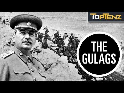 10 Brutal Realities of Life in Stalin's Soviet Union - YouTube