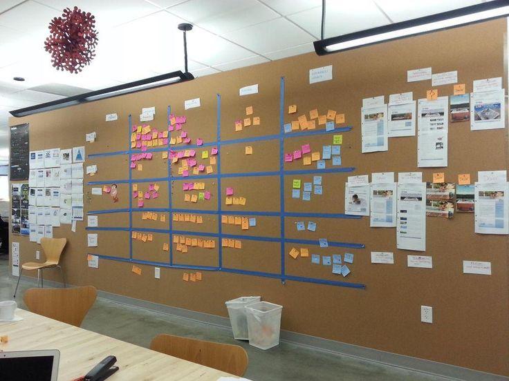 Giant Cork Board Ou0027 Ideas   IQ Agency