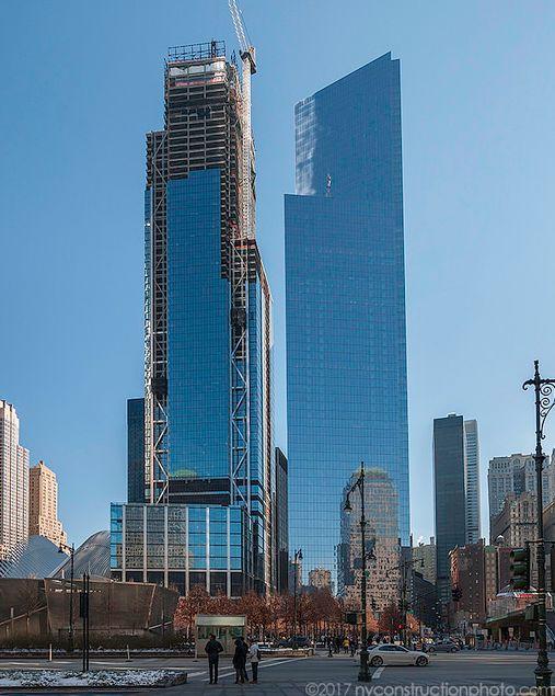 Image result for 3 world trade center