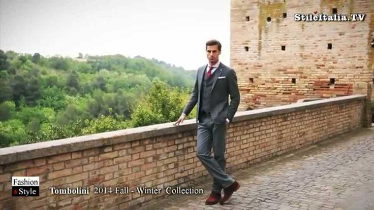 """Italian Gentleman"" - ""Tombolini"" - ""2014 Fall - Winter"" - Fashion, Tail..."