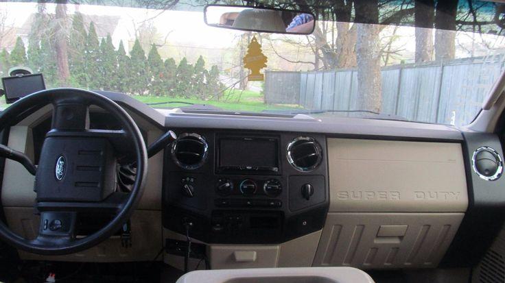 2008 F250 6.4 Diesel 4x4 XLT Crew Cab
